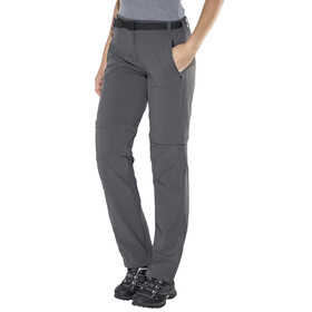 Regatta Xert II Zip Of Trousers Women seal grey